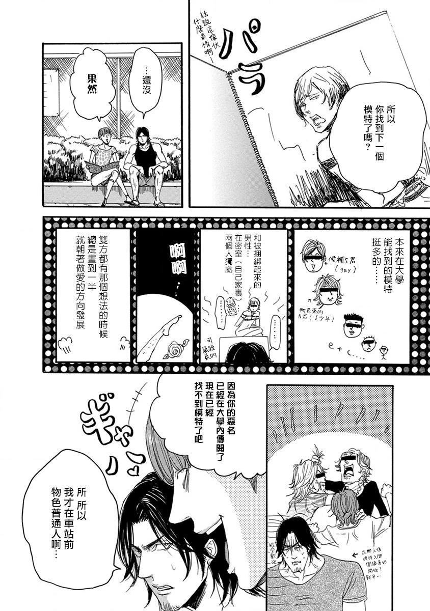 kinbaku PASSION | 紧缚基情 Ch. 1-3 8