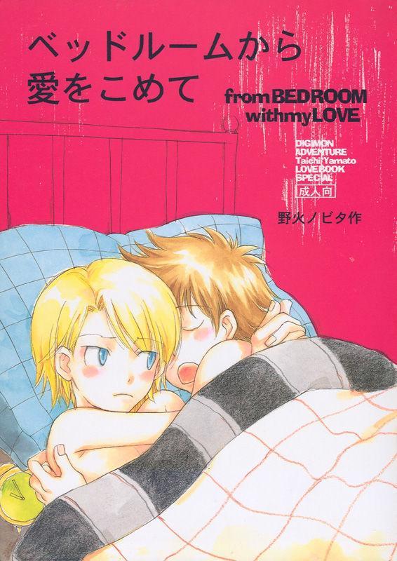 [Gekkou Touzoku (Nobi Nobita)] Bedroom kara Ai o Komete (Digimon Adventure 02) [English} 0