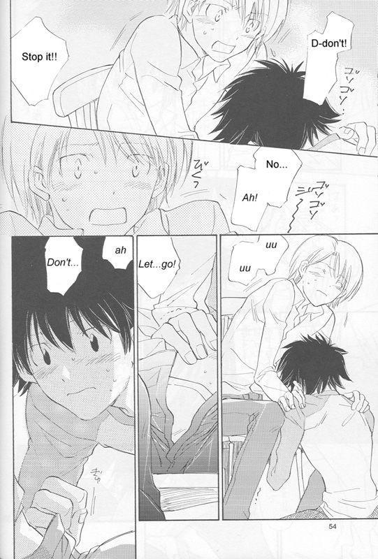 [Gekkou Touzoku (Nobi Nobita)] Bedroom kara Ai o Komete (Digimon Adventure 02) [English} 51