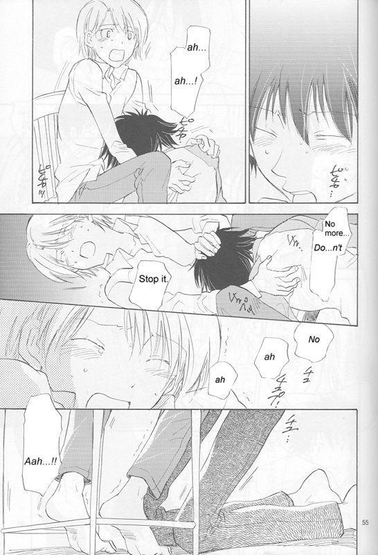 [Gekkou Touzoku (Nobi Nobita)] Bedroom kara Ai o Komete (Digimon Adventure 02) [English} 52