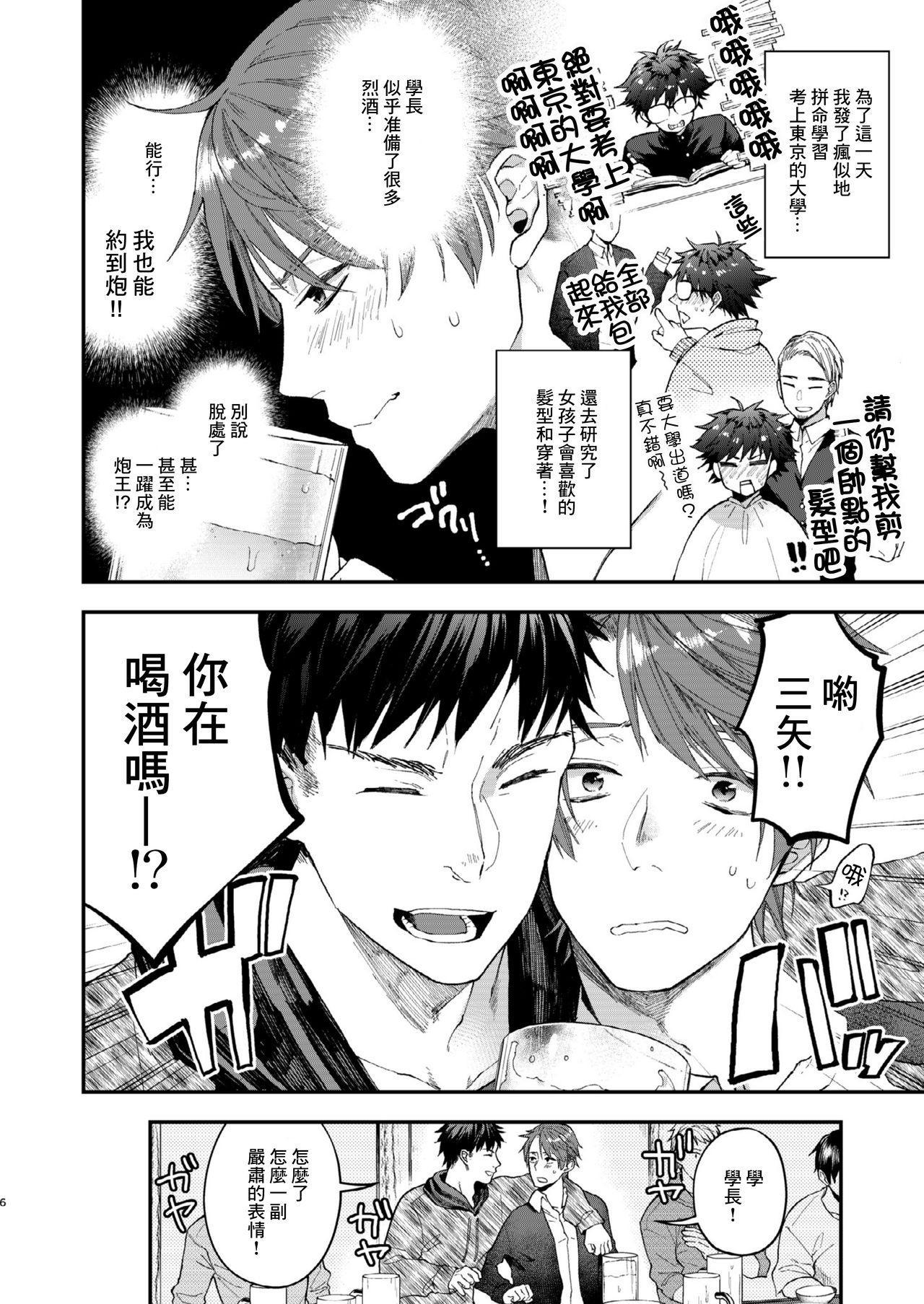 Tonde Hiniiru Yarimokonke   跳入火坑的约炮直男 3