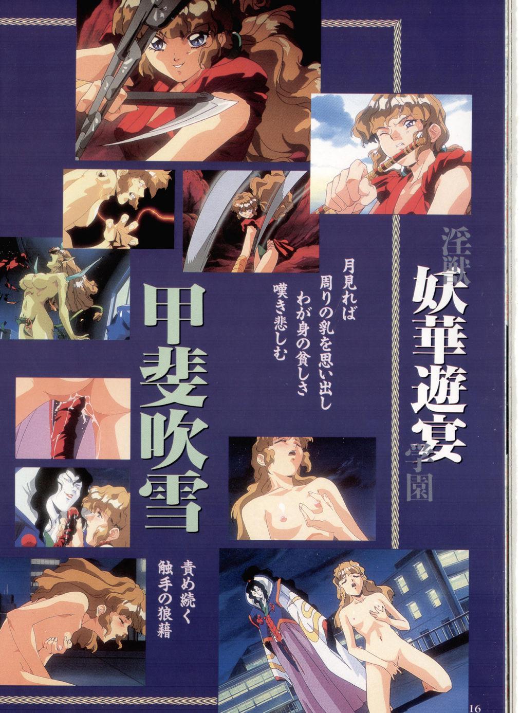 Injuu Gakuen You no Shou Secret File 11
