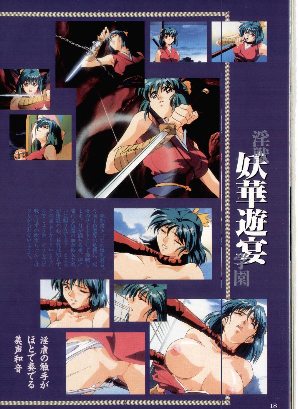 Injuu Gakuen You no Shou Secret File 13