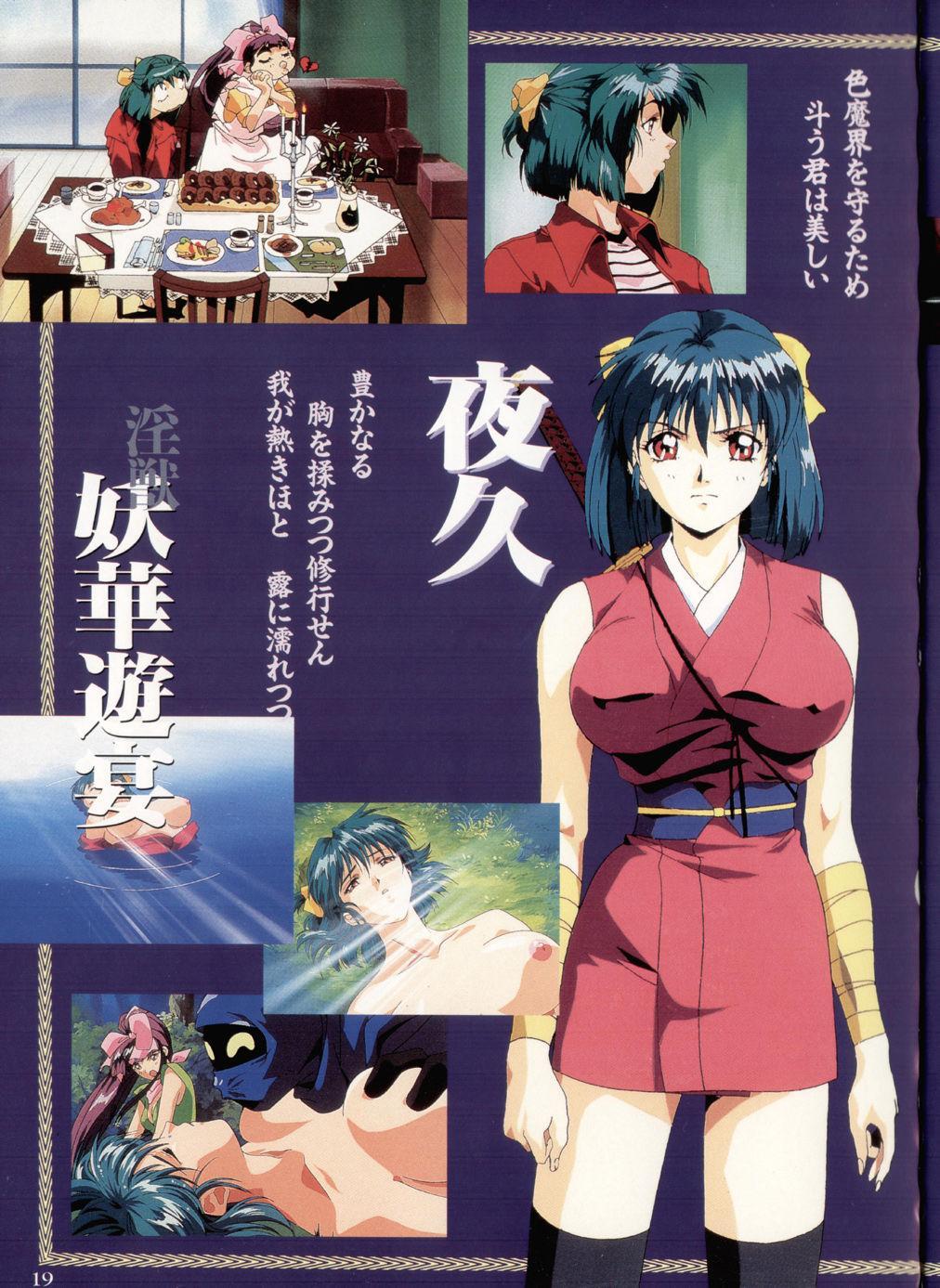 Injuu Gakuen You no Shou Secret File 14