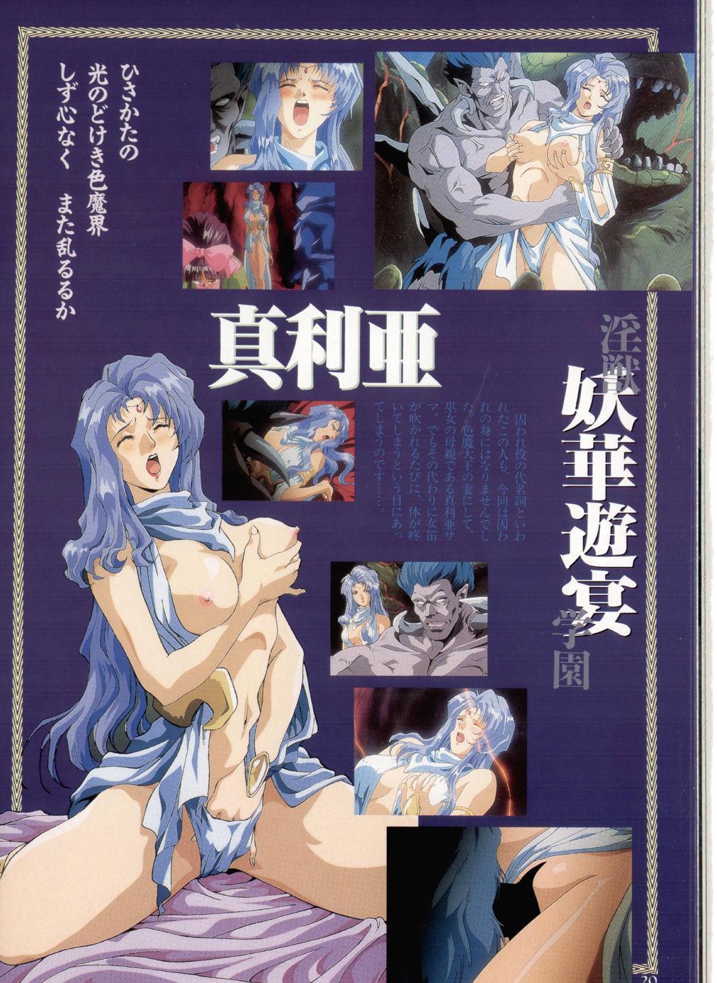 Injuu Gakuen You no Shou Secret File 15