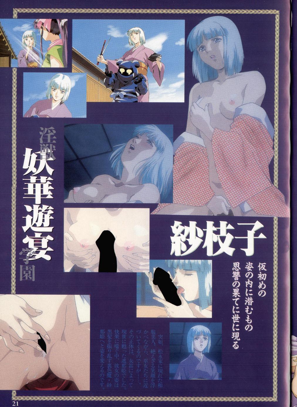 Injuu Gakuen You no Shou Secret File 16