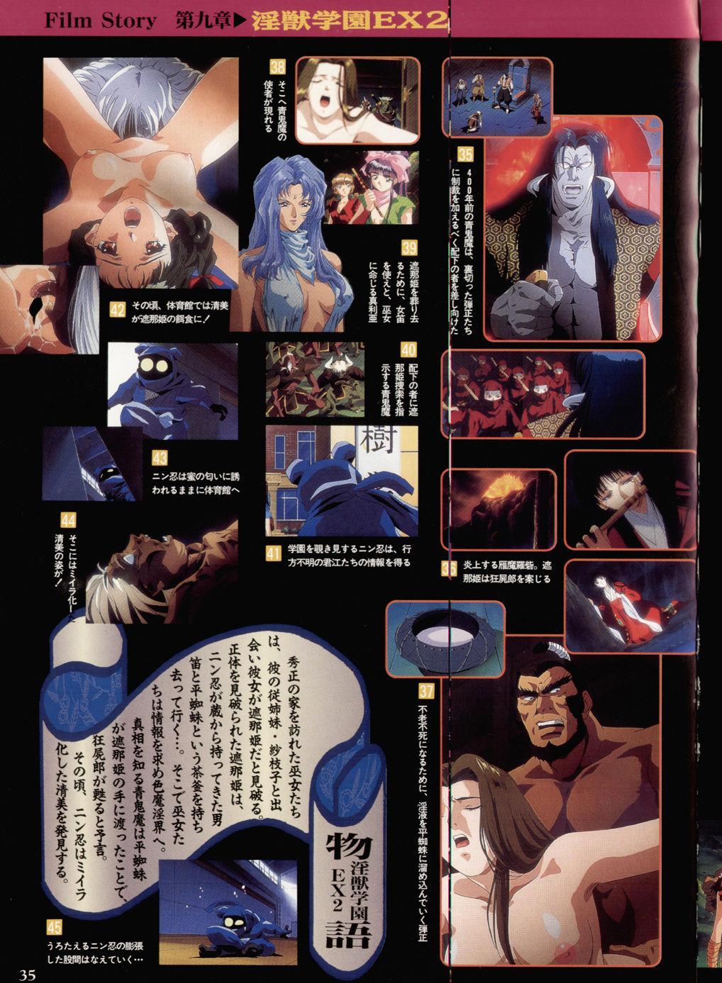 Injuu Gakuen You no Shou Secret File 30