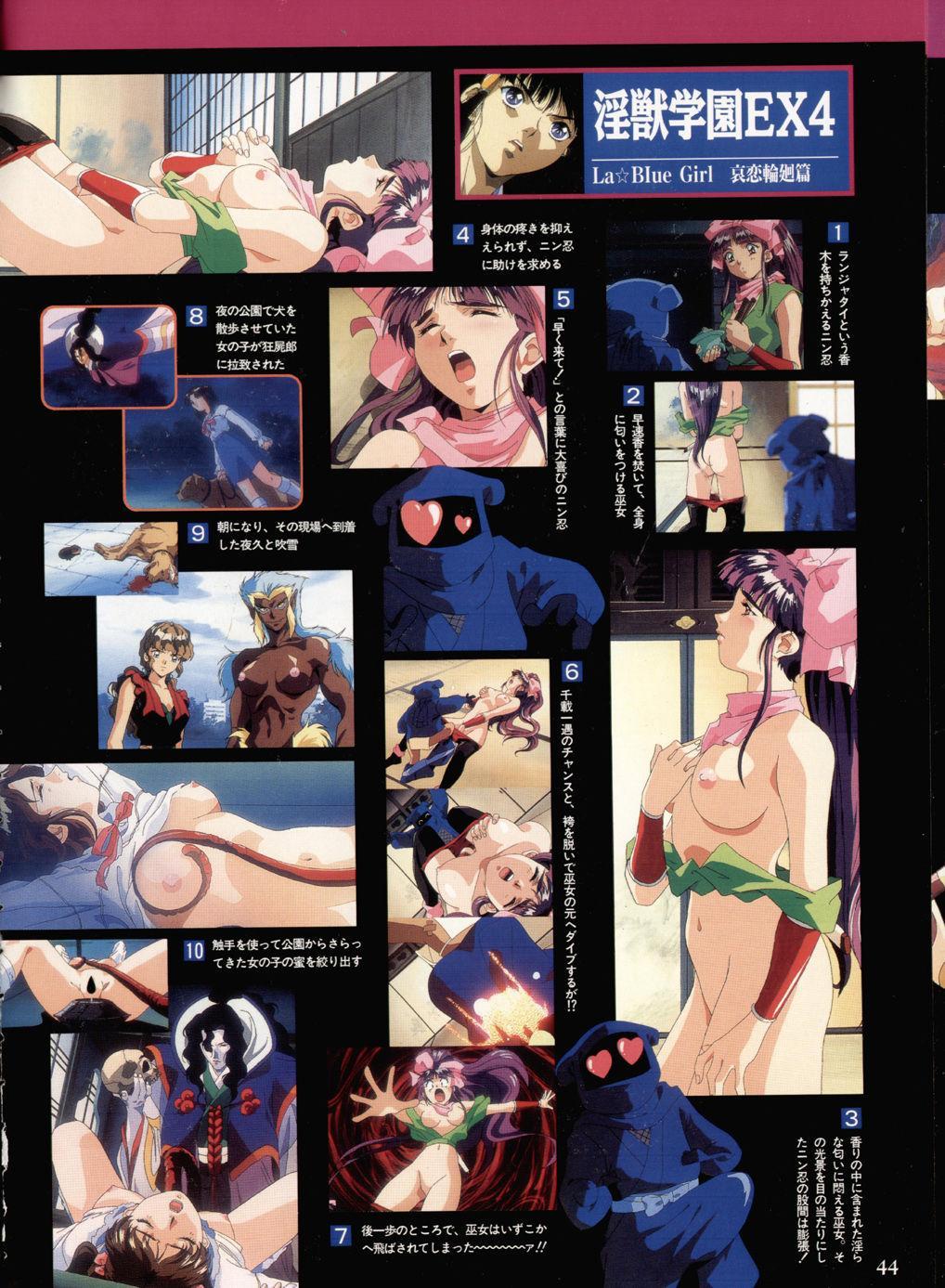 Injuu Gakuen You no Shou Secret File 39
