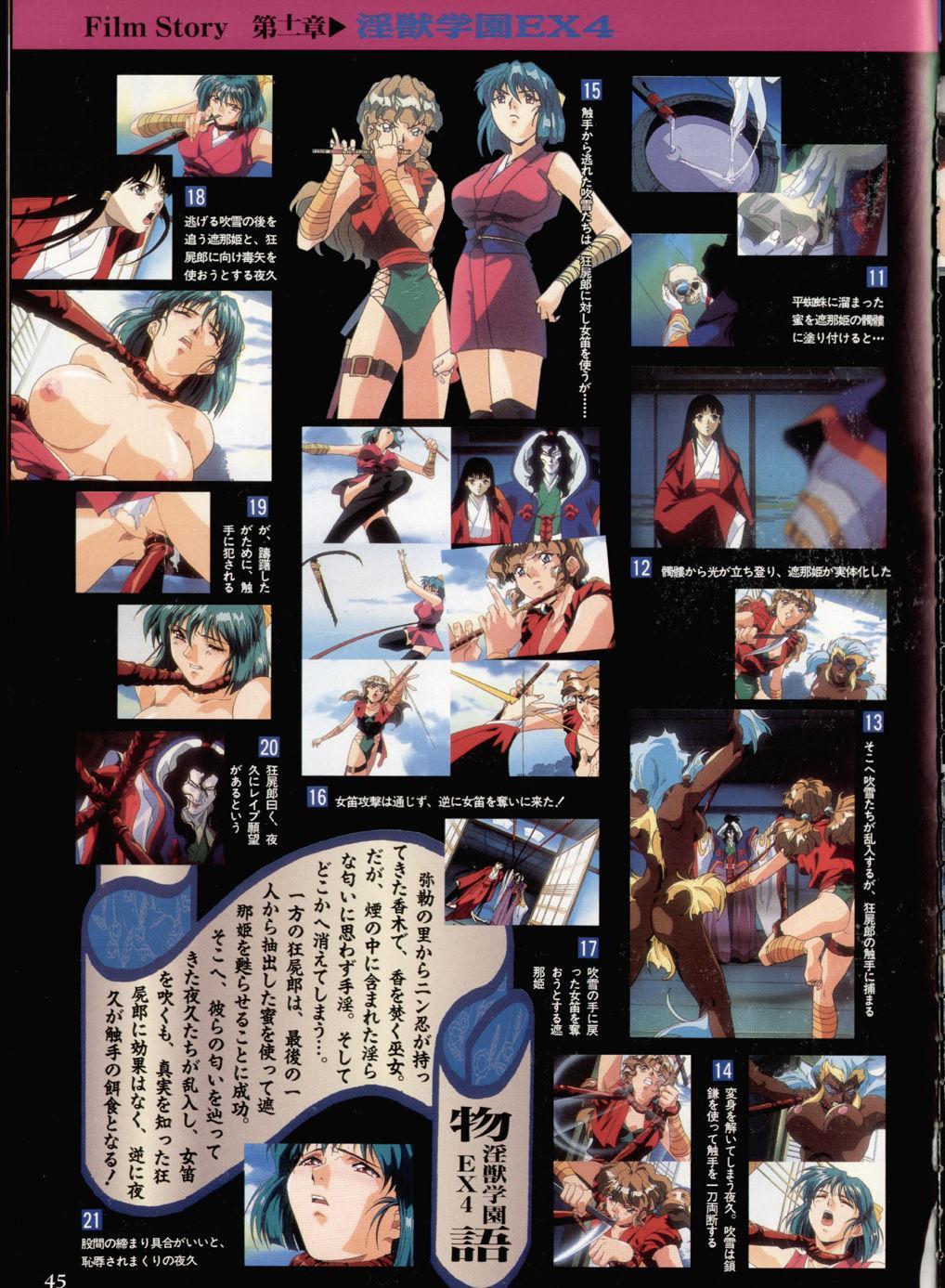 Injuu Gakuen You no Shou Secret File 40