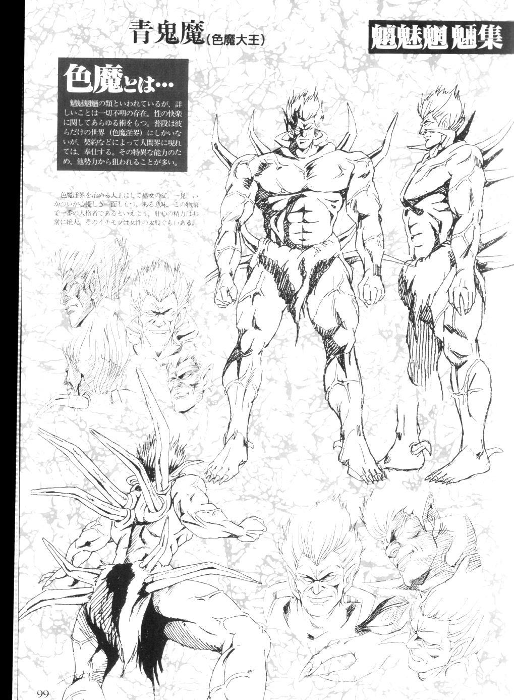 Injuu Gakuen You no Shou Secret File 94