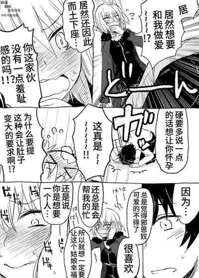 Uchi no Servant ni Haramasex shitaitte Itte mita 1