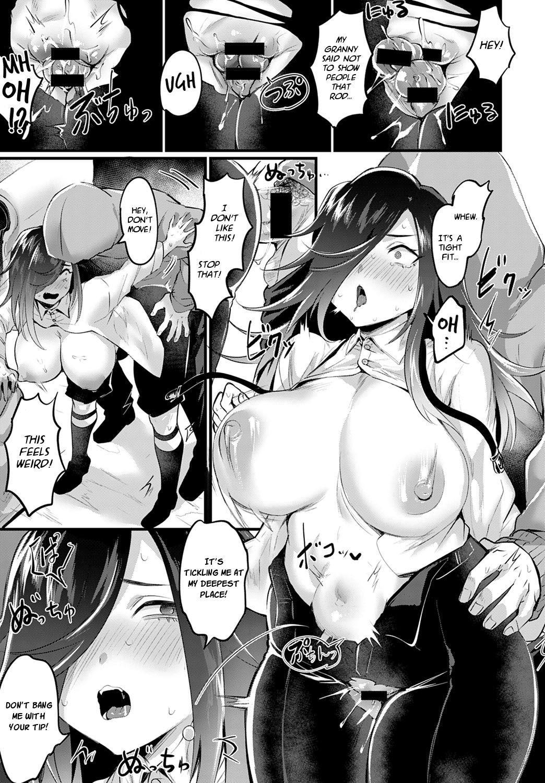 TS Mashou no Yakata | The TS Demonic House 8