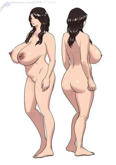 Hitozuma de Mama de Hatsukano   My First Girlfriend is a Housewife and my Mom 2