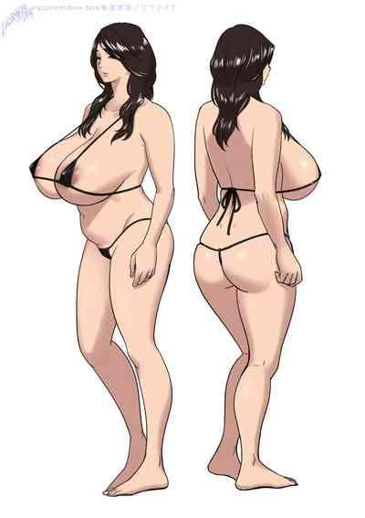 Hitozuma de Mama de Hatsukano   My First Girlfriend is a Housewife and my Mom 3