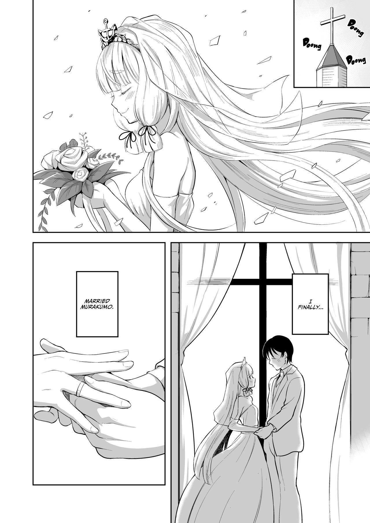 Murakumo to Kozukuri SEX | Impregnating Murakumo 2