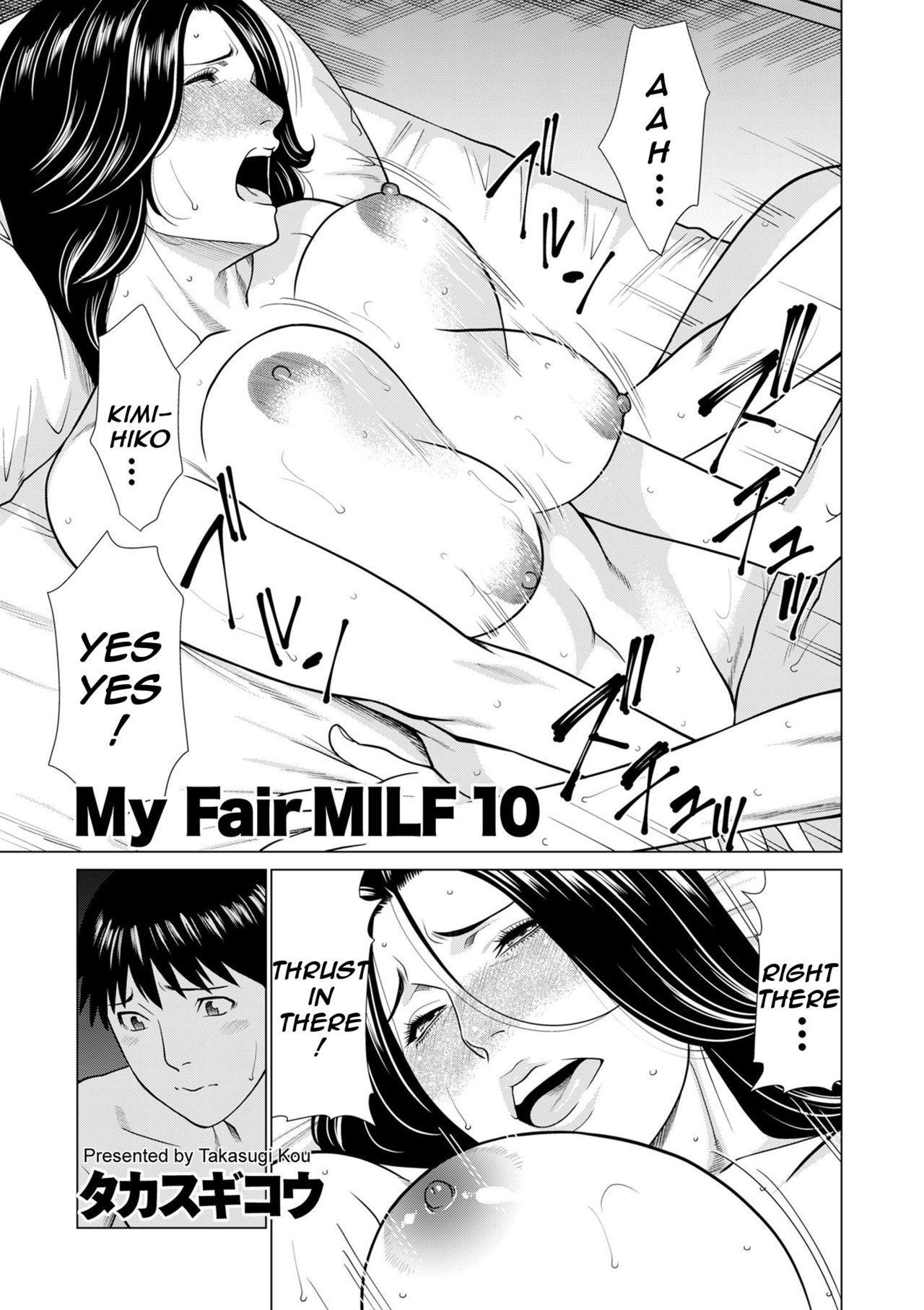 My Fair MILF Ch. 8-10 40