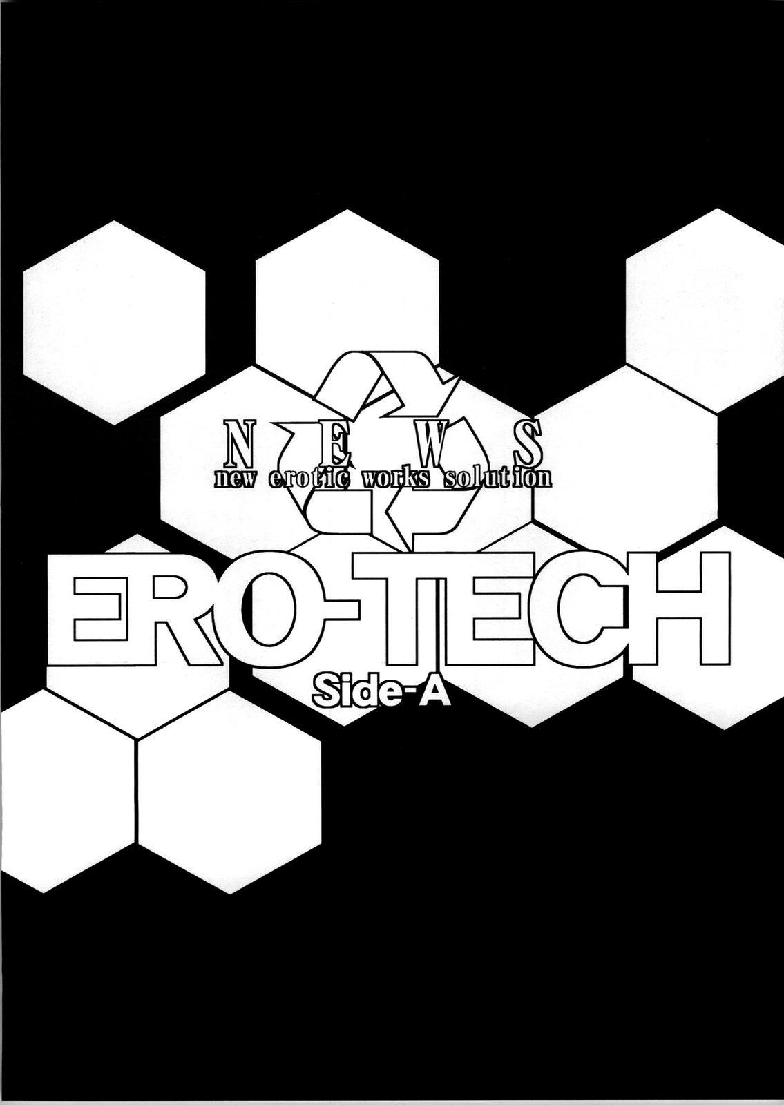 [NEWS (Akow Kazumi, COMA, Yamagata Sei)] ERO-TECH SIDE-A [Textless] 14