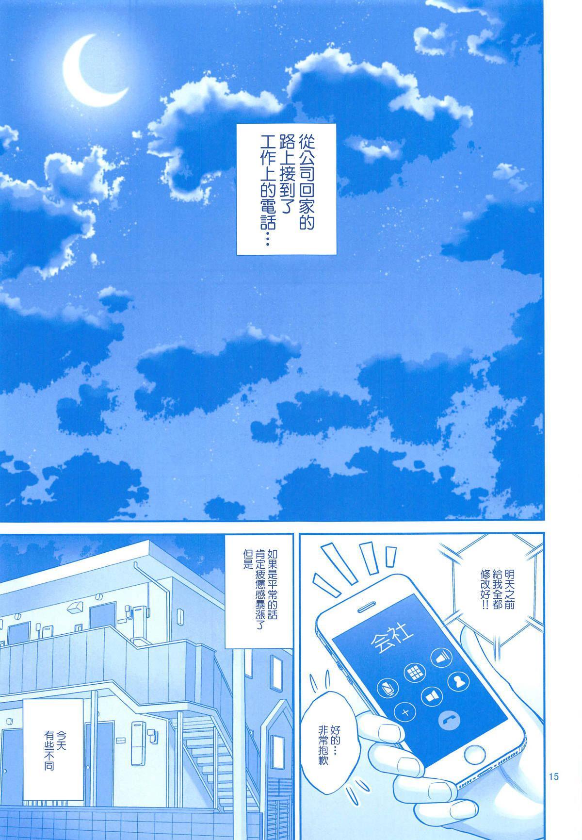 Ai-chan & Kaikinbi no Tawawa Soushuuhen + Kakioroshi 13