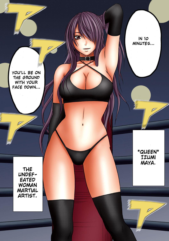 Girls Fight Maya Hen 10