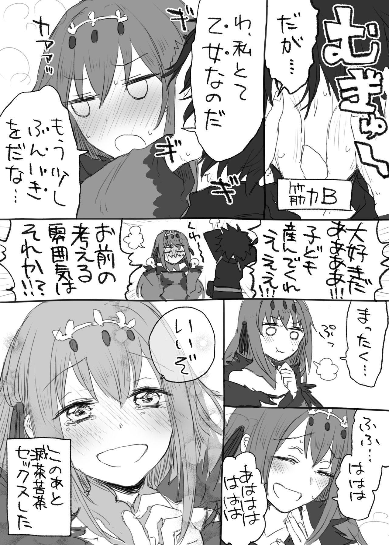 Uchi no Servant ni Haramasex shitaitte Itte mita 57