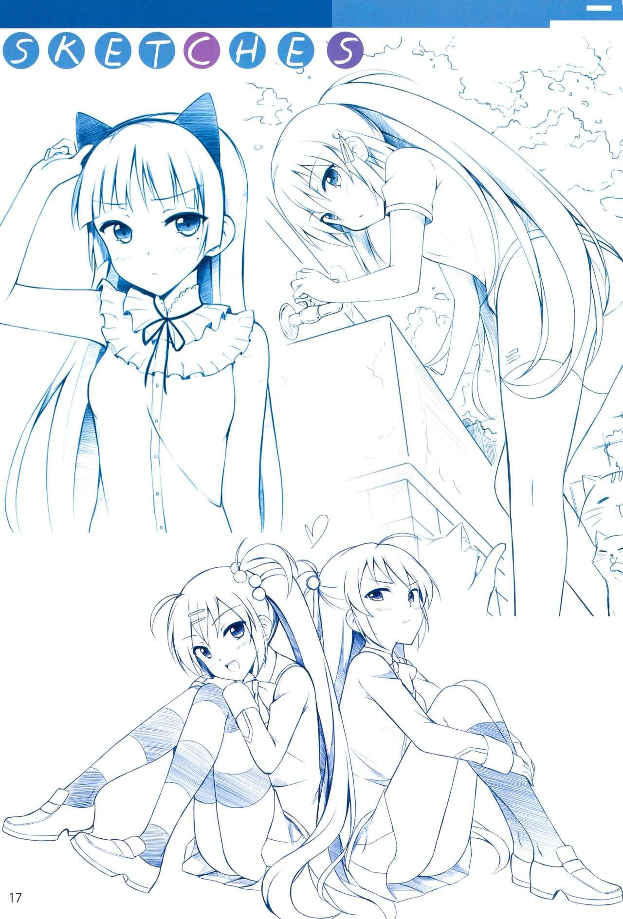 Shironeko 16