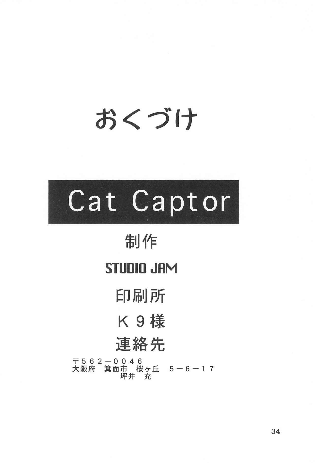 Cat Captor 35