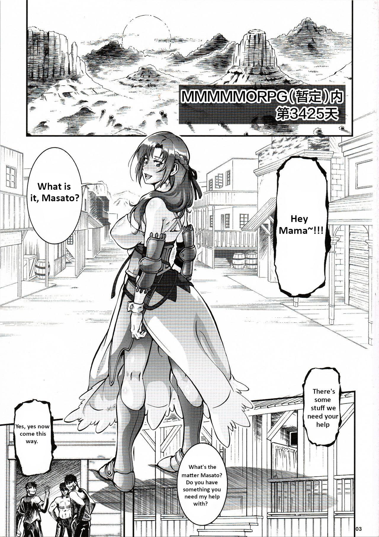Tsuujou Seikou ga Zentai Koubi de ni Ana OK no Okaasan wa suki desu ka? 0