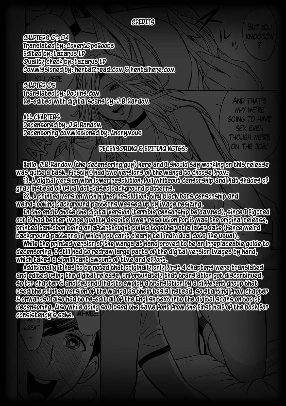 [Tatsunami Youtoku] Gal Ane Shachou to Harem Office ~SEX wa Gyoumu ni Fukumimasu ka?~ Ch. 1-5 [English] [Lazarus H, Doujins.com] [Digital] [Decensored] 122