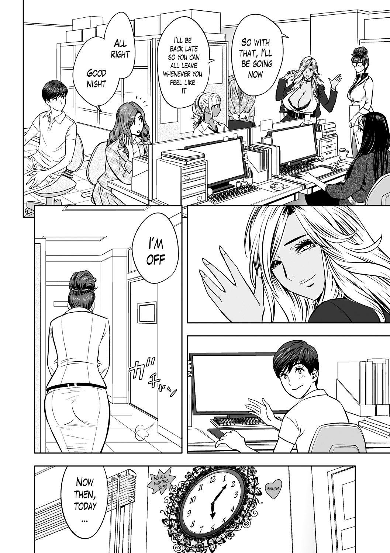 [Tatsunami Youtoku] Gal Ane Shachou to Harem Office ~SEX wa Gyoumu ni Fukumimasu ka?~ Ch. 1-5 [English] [Lazarus H, Doujins.com] [Digital] [Decensored] 29