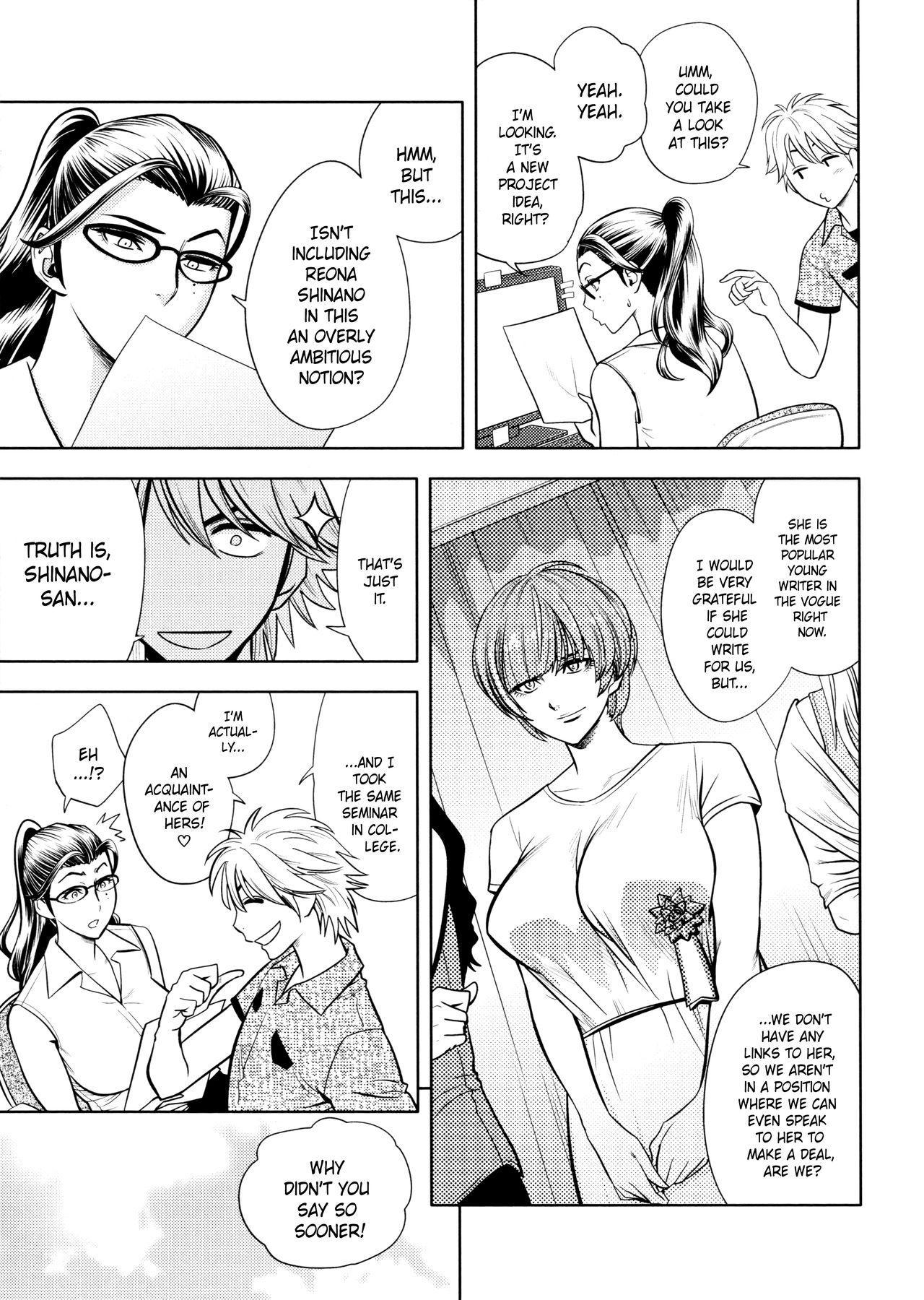 [Tatsunami Youtoku, Yamasaki Masato] Bijin Henshuu-chou no Himitsu | Beautiful Editor-in-Chief's Secret Ch. 1-8 [English] [Forbiddenfetish77, Red Vodka, Crystalium, CEDR777] [Decensored] 106