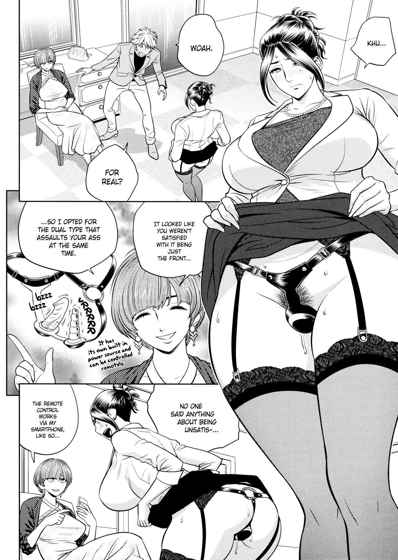 [Tatsunami Youtoku, Yamasaki Masato] Bijin Henshuu-chou no Himitsu | Beautiful Editor-in-Chief's Secret Ch. 1-8 [English] [Forbiddenfetish77, Red Vodka, Crystalium, CEDR777] [Decensored] 159