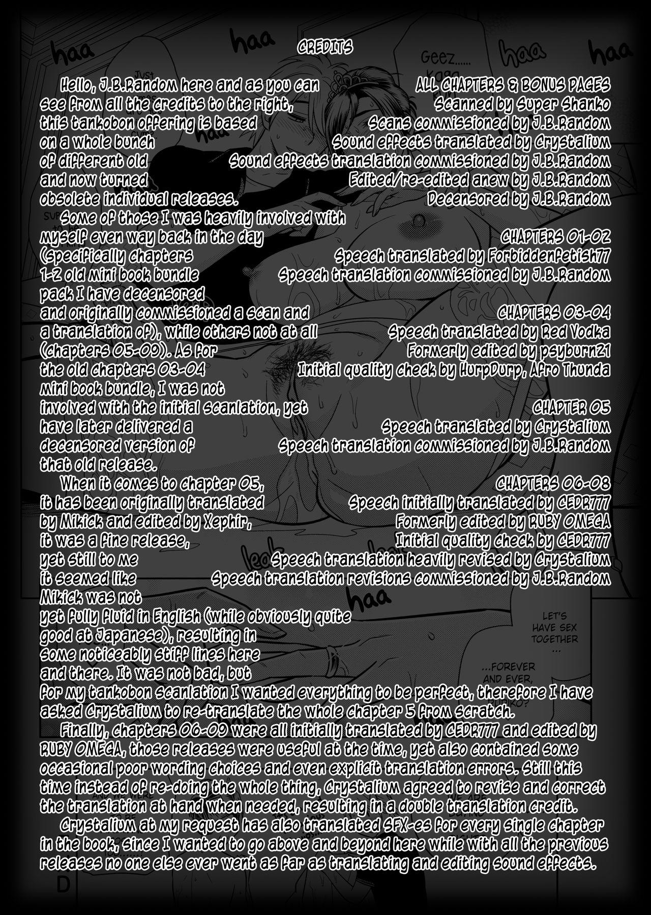 [Tatsunami Youtoku, Yamasaki Masato] Bijin Henshuu-chou no Himitsu | Beautiful Editor-in-Chief's Secret Ch. 1-8 [English] [Forbiddenfetish77, Red Vodka, Crystalium, CEDR777] [Decensored] 174