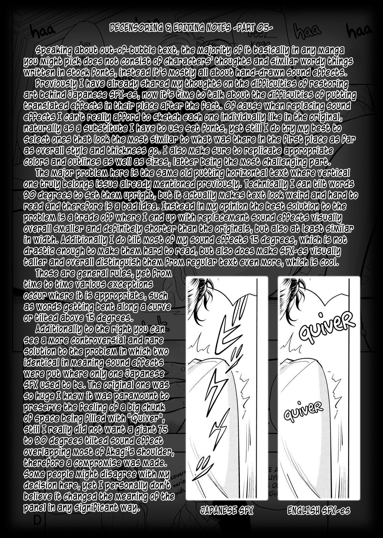 [Tatsunami Youtoku, Yamasaki Masato] Bijin Henshuu-chou no Himitsu | Beautiful Editor-in-Chief's Secret Ch. 1-8 [English] [Forbiddenfetish77, Red Vodka, Crystalium, CEDR777] [Decensored] 179