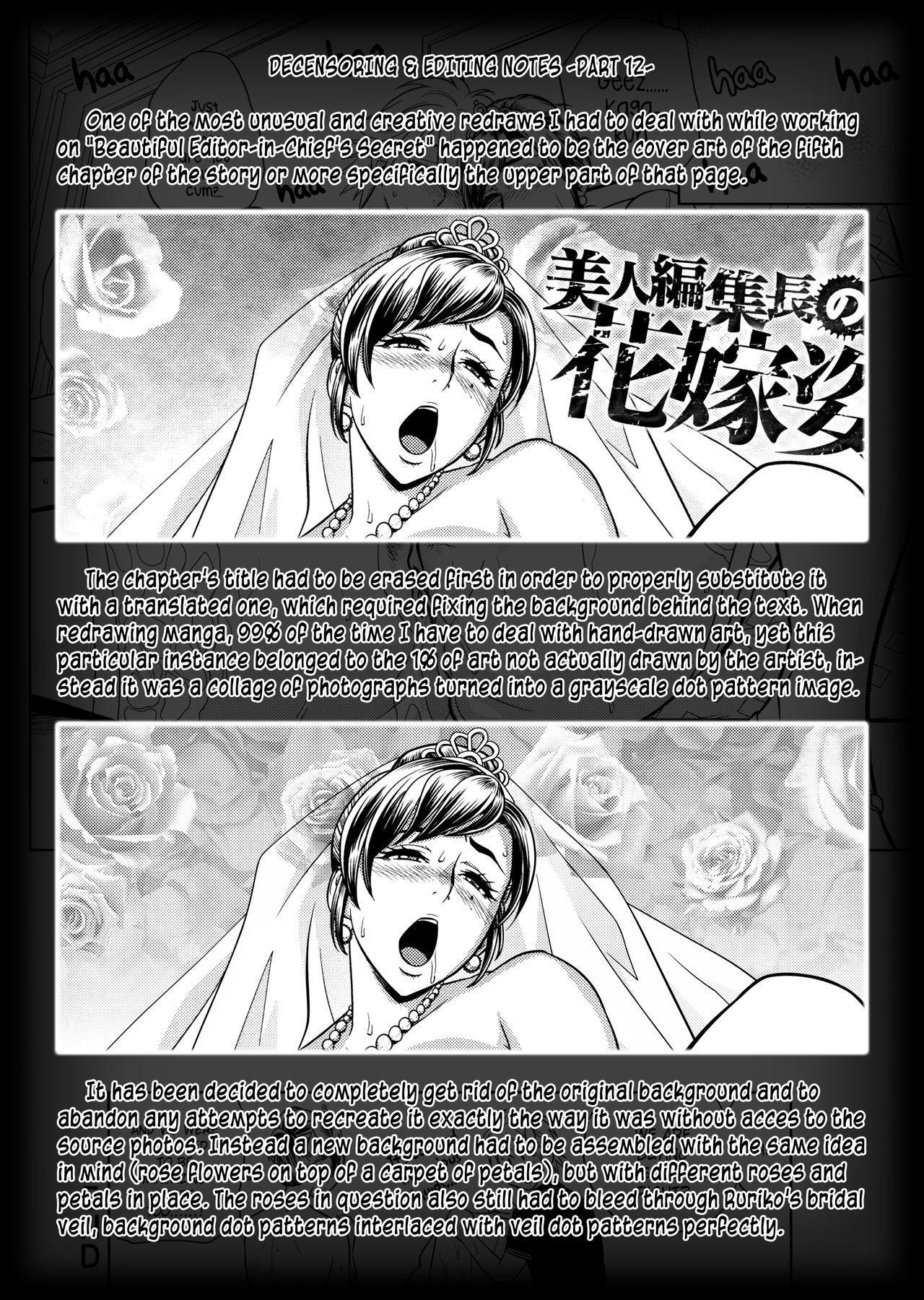 [Tatsunami Youtoku, Yamasaki Masato] Bijin Henshuu-chou no Himitsu | Beautiful Editor-in-Chief's Secret Ch. 1-8 [English] [Forbiddenfetish77, Red Vodka, Crystalium, CEDR777] [Decensored] 186