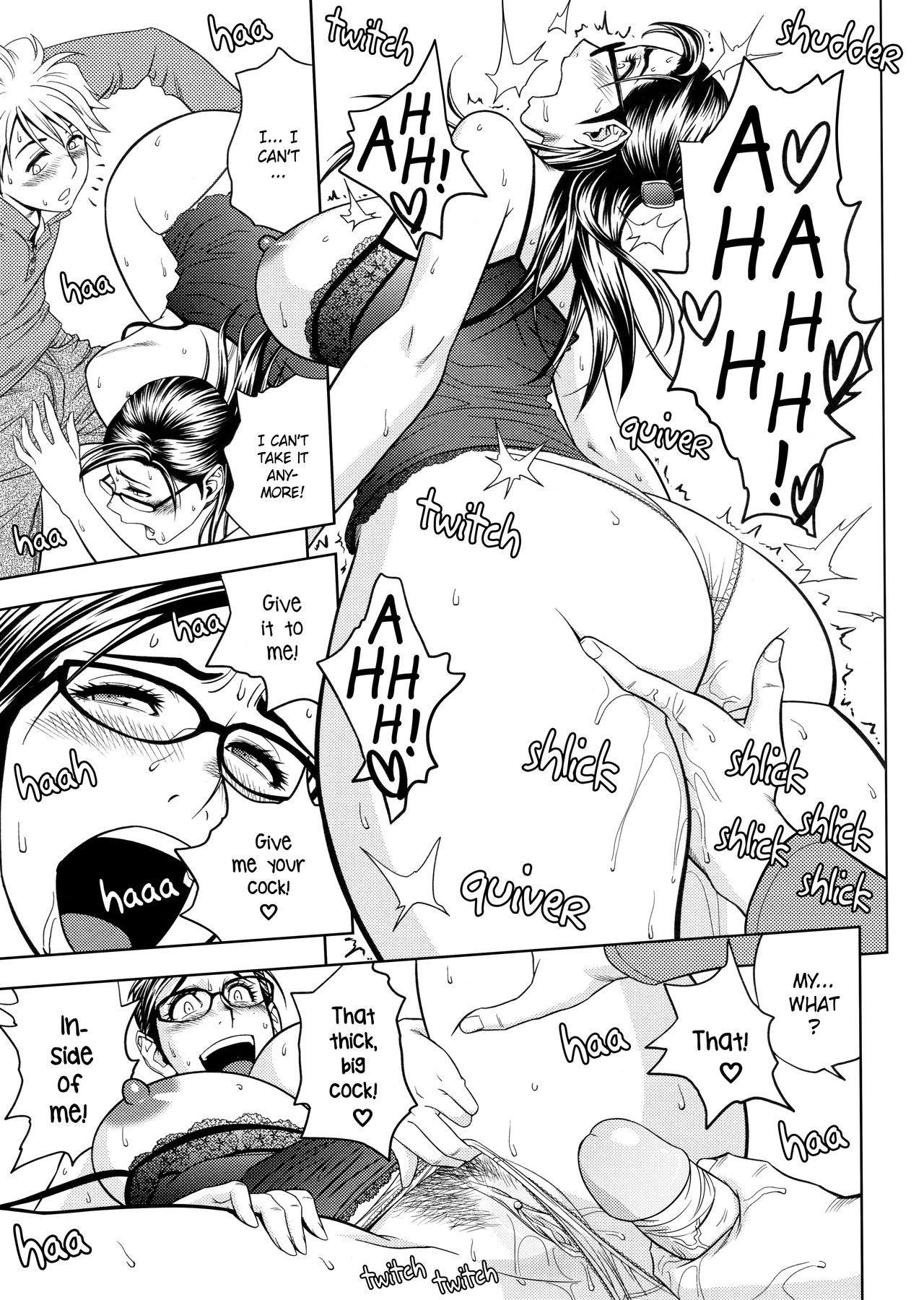 [Tatsunami Youtoku, Yamasaki Masato] Bijin Henshuu-chou no Himitsu | Beautiful Editor-in-Chief's Secret Ch. 1-8 [English] [Forbiddenfetish77, Red Vodka, Crystalium, CEDR777] [Decensored] 78