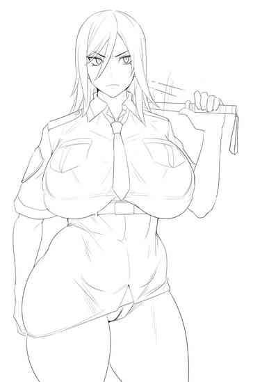 Gyaru Police Makiko 10