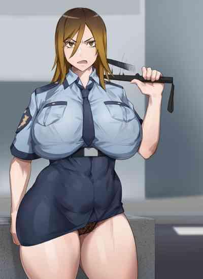 Gyaru Police Makiko 8