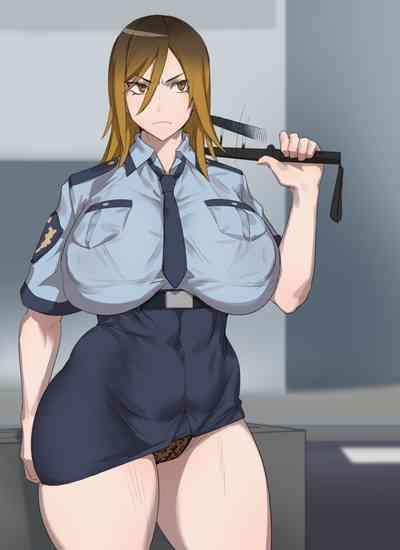 Gyaru Police Makiko 9