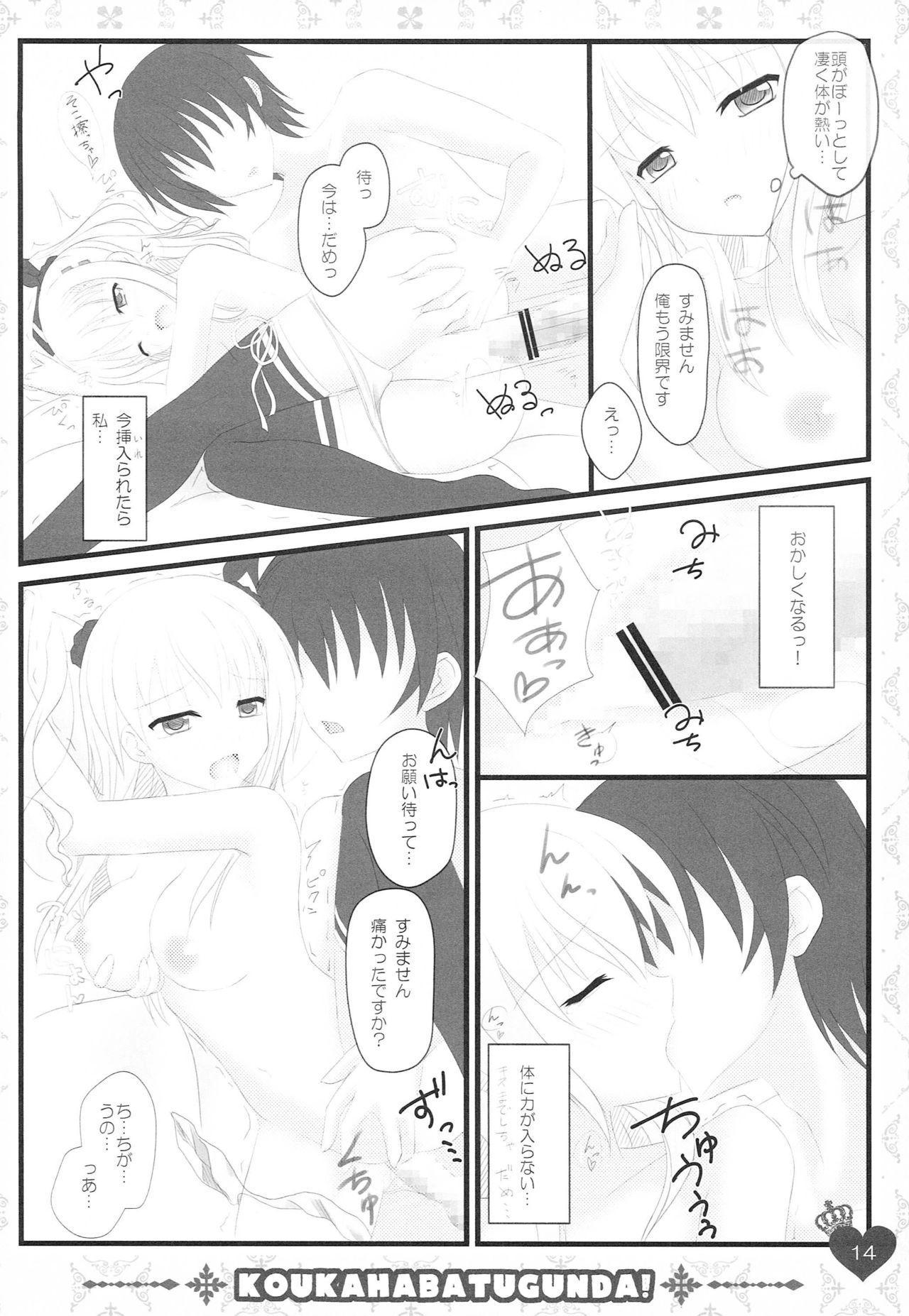 Ore no Rikka-san ga Biyaku o Tsukau Wake ga Nai! 13