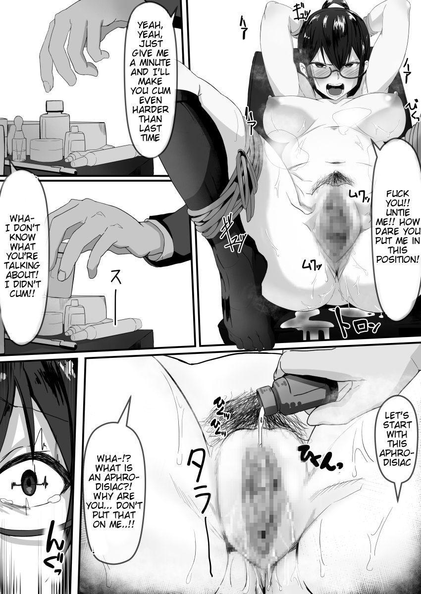 Fuuki Iinchou wa Kusuri ni Yowai 10