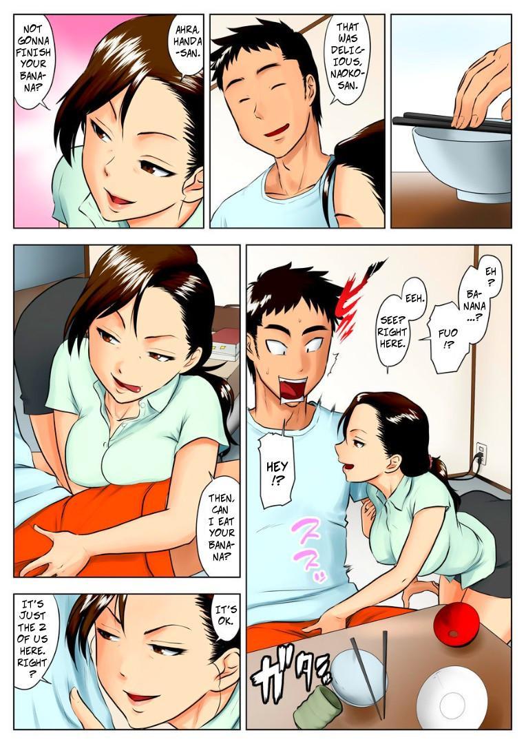 Miboujin Naoko | Naoko the Widow 9