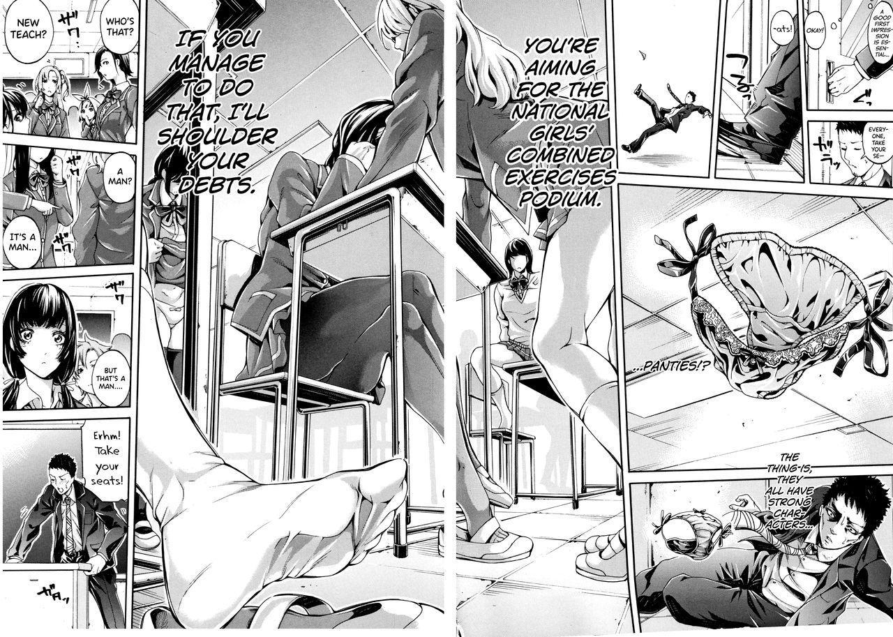 [Brother Pierrot] Bukatsu Shoujo Paradise ~ Asekkaki no Tenshi-tachi ~ Ch.1-2 [English] [biribiri] 4