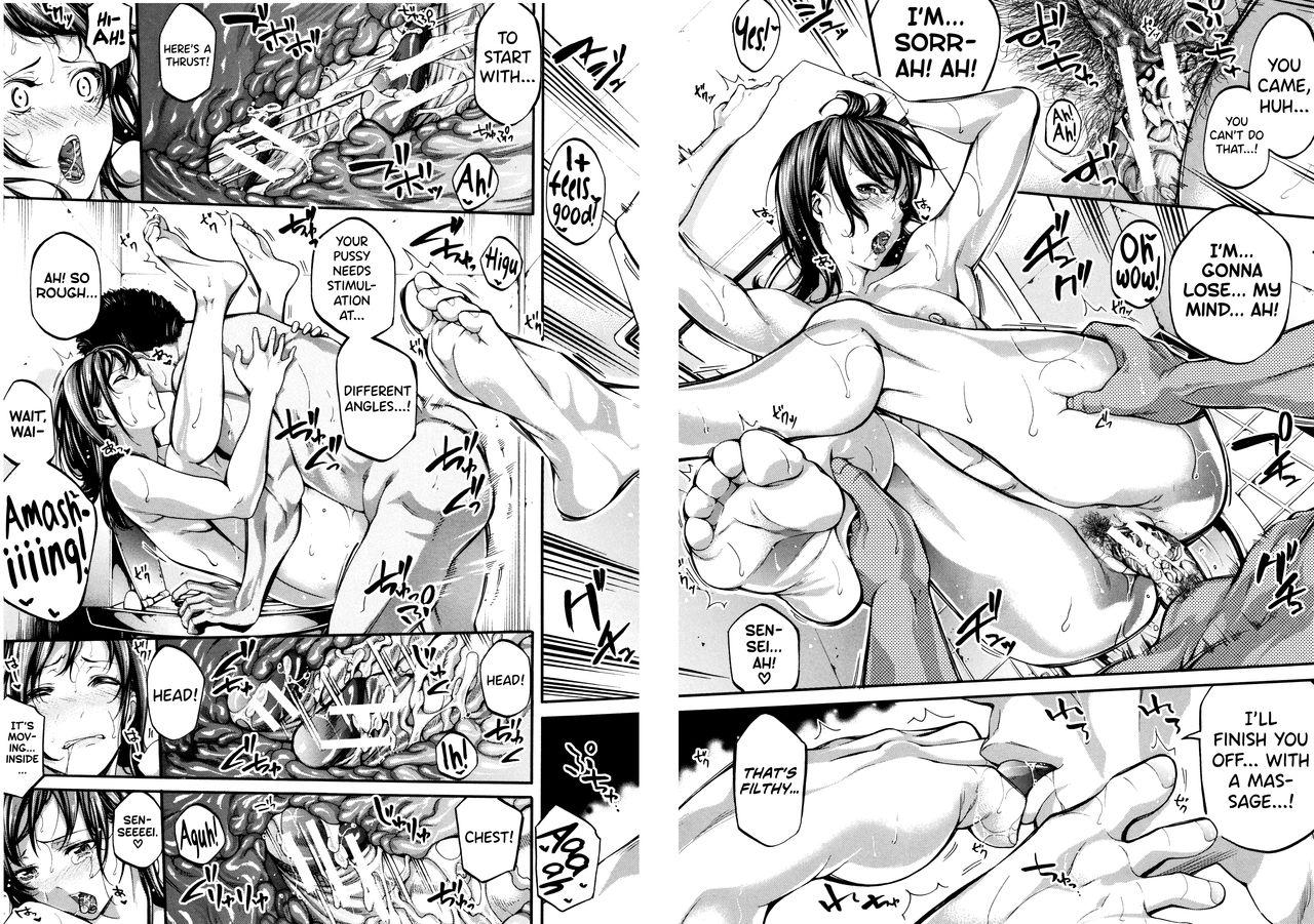 [Brother Pierrot] Bukatsu Shoujo Paradise ~ Asekkaki no Tenshi-tachi ~ Ch.1-2 [English] [biribiri] 75