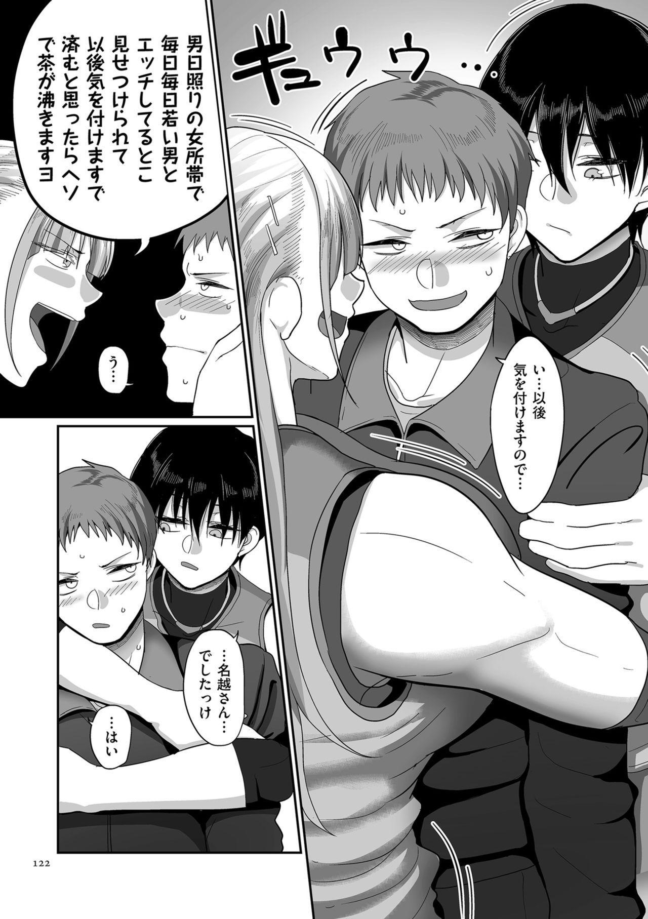 [Yamamoto Zenzen] S-ken K-shi Shakaijin Joshi Volleyball Circle no Jijou [Digital] 121