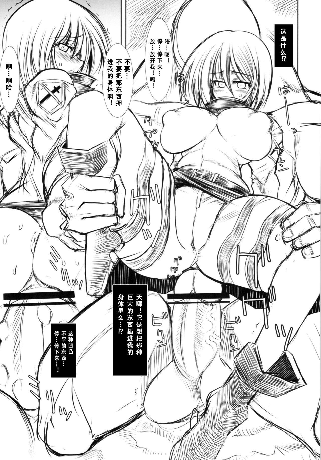 Shingeki no Daishou + paper   进击的代价 13