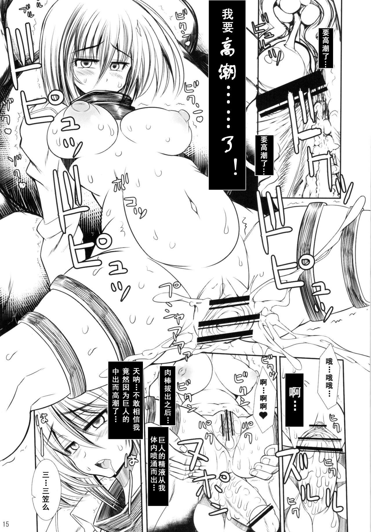 Shingeki no Daishou + paper   进击的代价 17