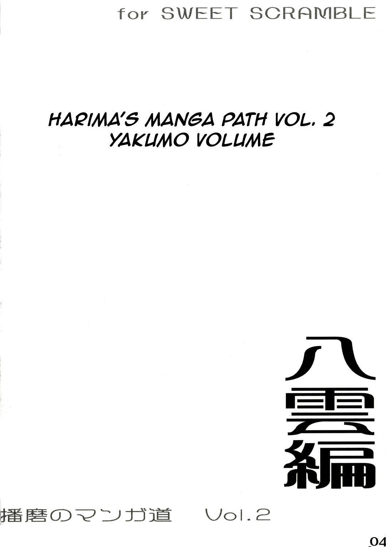 School Rumble Harima no Manga Michi Vol. 2 2
