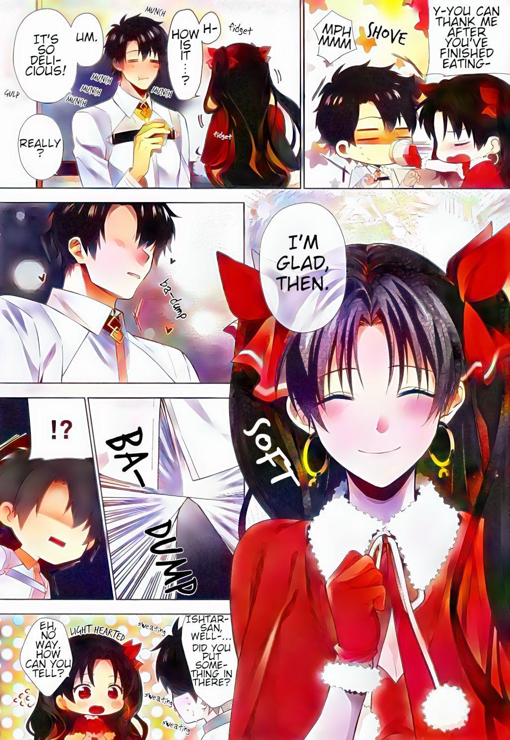 Kimi to Seinaru Yoru ni | On this holy night with you 2