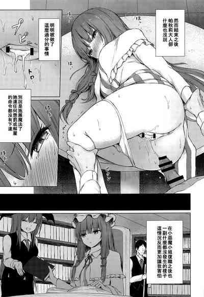 Patchouli Knowledge Kaihatsu Kiroku 6