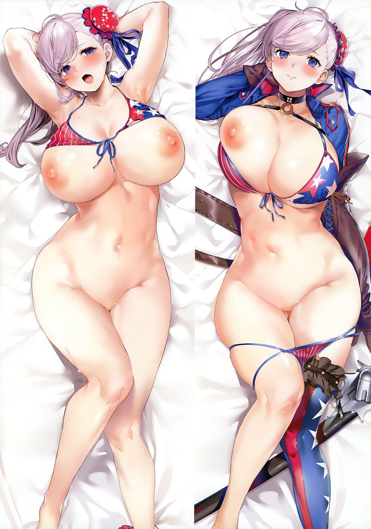Netorase nanoni Maji ni Nacchau Miyamoto Musashi   Miyamoto Musashi Will Get Serious Even Though She's Being Stolen Away 18